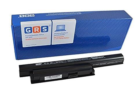 GRS Notebook Akku für SONY VAIO VGP-BPS22, VGP-BPS22A, VGP-BPL22, VGP-BPS22/A Laptop Batterie 4400mAh, 11.1V/ 10.8V
