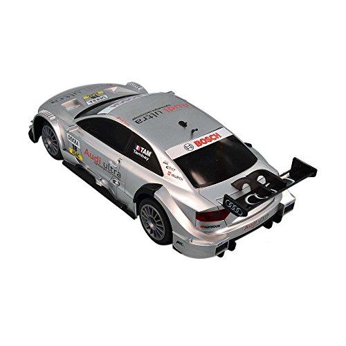 RC Auto kaufen Tourenwagen Bild 5: AUDI A5 DTM RC ferngesteuertes Lizenz Fahrzeug im Original Design, Modell Ma stab 1 16, Ready to Drive, Auto inkl Fernsteuerung*