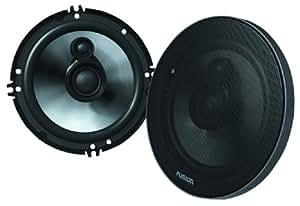 Fusion Performance PF-FR6030 Haut-parleurs 3 voies avec Panier multi-montage 250 W 16 cm/16,5 cm Argent