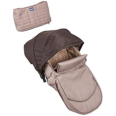 CHICCO 00079169120000 Color Pack Urban – Fundas para cochecito, color beige