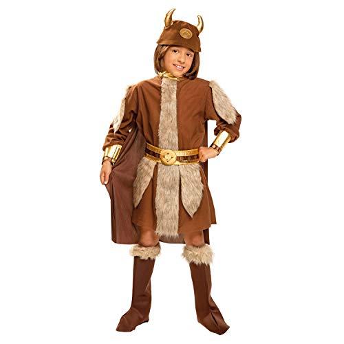 My Other Me Me-201135 Disfraz de vikingo para niño 7-9 años Viving Costumes 201135