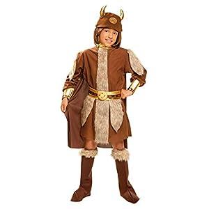 My Other Me Me-201134 Disfraz de vikingo para niño, 5-6 años (Viving Costumes 201134)