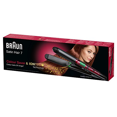 Braun Satin Hair 7 Colour ST750 Haarglätter - 3