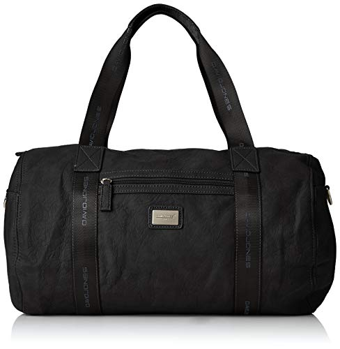 David Jones Damen Cm5081 Bowling Tasche, Schwarz (Black), 26x26x43 centimeters