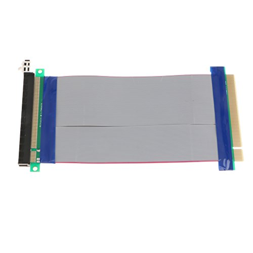 Sharplace Pci-Express Pci-e 16x Slot Riser Ribbon