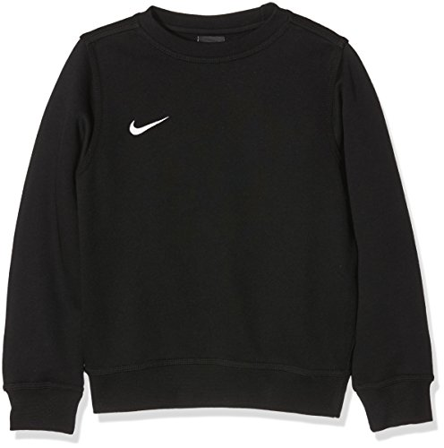 Nike Yth Team Club Crew - Sudadera para niño, Negro (Black/Football White), XL (158 - 170 cm)