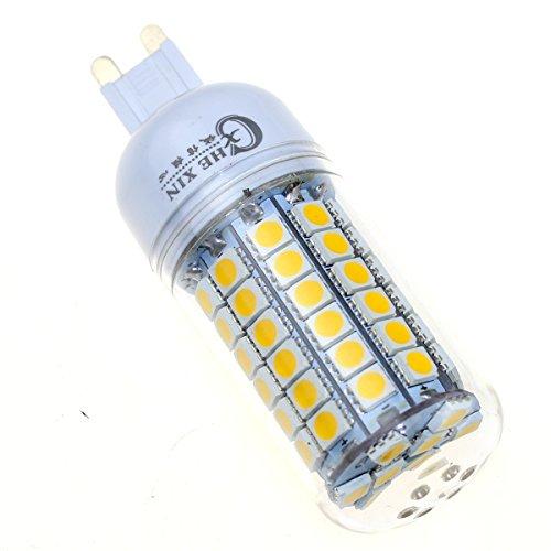 5050 Licht LED-Licht für Leuchter Decken hängende Wand Tabellen Boden Beleuchtung CXHEXIN 13W G9CX69 G9 c (AC 200~265V) (200-decken-beleuchtung)