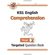 New KS1 English Targeted Question Book: Comprehension - Year 2 (CGP KS1 English)