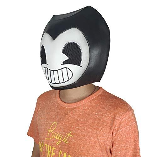 Billig Beängstigend Masken - Maske Cosplay Maske Kopfbedeckung Helm mit