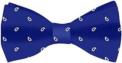 Pajarita navy con gotas blancas | Regalos para hombres | Pajarita para padrinos | Pajarita de boda