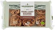Sgambaro Sgambaro Integrale Bio 100% Italiano Fettuccine N. 74 - 250 Gr