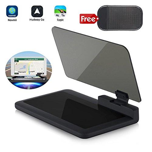 Head-Up Display GPS navegación-bysameyee Soporte
