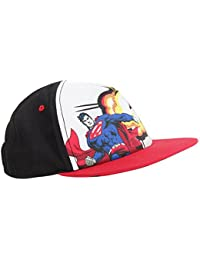 Superman Kinder/Jungen Baseball Kappe Cartoon