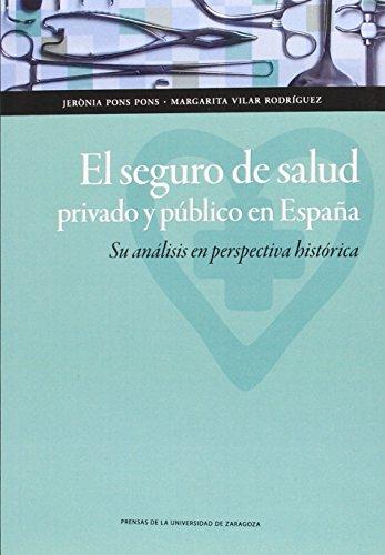 Seguro de salud privado y público en España,El (Ciencias Sociales)