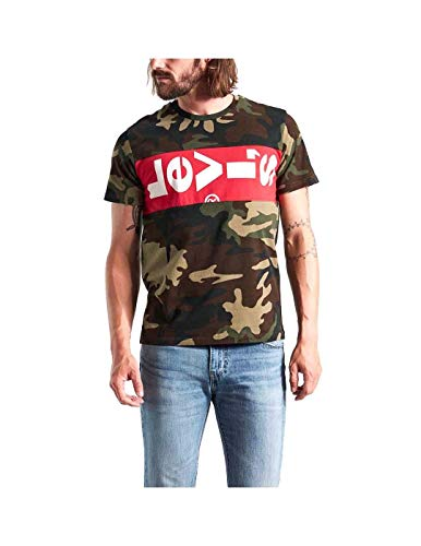 Levis Camo (Levi's  ® SS L-Tab T-Shirt camo)