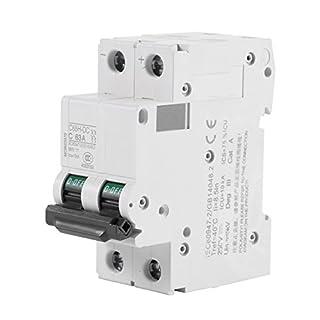 2P 250V Low-voltage DC Miniature Circuit Breaker For Solar Panels Grid System din rail mount(63A)