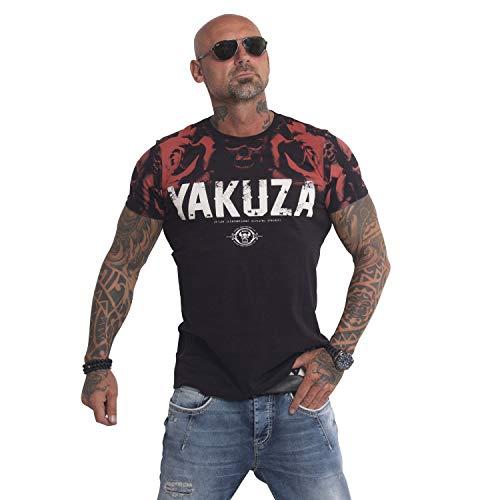 Yakuza Herren Sick N Fxck T-Shirt -