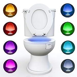 WC luz nocturna, Adoric LED