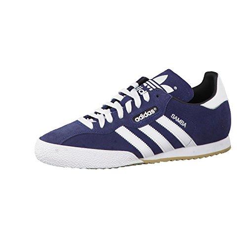adidas Samba daim pour chaussures à lacets de chaussures de