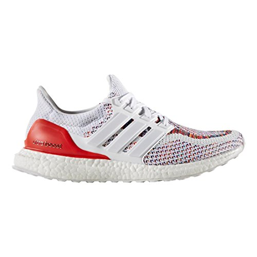 adidas Ultraboost M, Chaussures de Running Entrainement Homme, Blanc, 40 EU white, multi