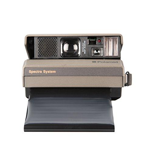 Polaroid Originals - 4739 - Film Schild für Polaroid Spectra/Image Kamera - Schwarz (Polaroid Film Image)