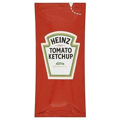 Heinz Tomato Ketchup sachets individuels