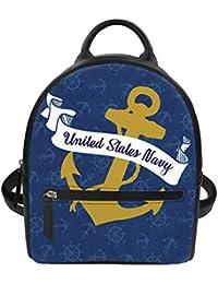 TRENAND Nueva mochila de diseño de las mujeres para el recorrido y el diseño de moda