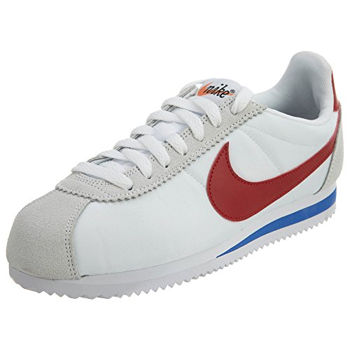 Nike, Sneaker donna bianco / rosso