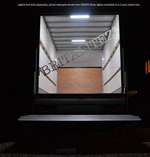 Britalitez HB500 Fahrzeug-LED-Lichtleiste,12 V, 50 cm/510 mm