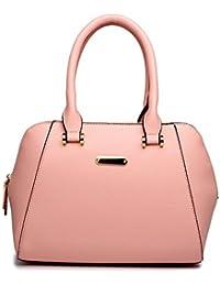 Miss Lulu Sac tendance porté épaule/bandoulière Aspect cuir Style designer Pour femmes