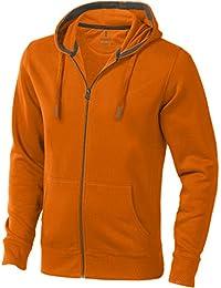 12dee3940a1 Elevate - Sudadera modelo Arora con capucha y cremallera para hombre