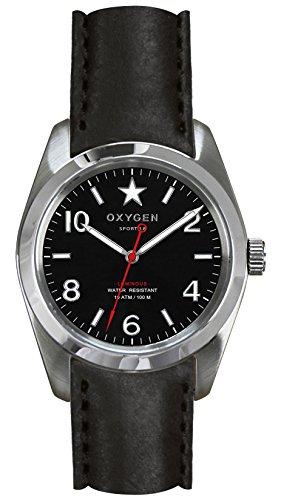 Oxygen EX-S-WAS-38-CL-BL - Reloj de cuarzo