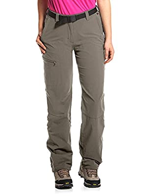 Maier Sports Damen Hose Roll Up Lulaka