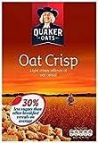 Quaker Oat Crisp Cereal, 375g