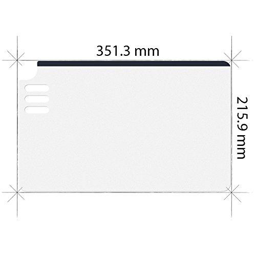 XP-PEN Schutzfolie Kratzschutz Tablettschutz Kopie 2 Folien Deco 03 Grafiktablett
