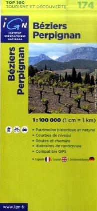 Beziers/Perpignan: IGN.V174