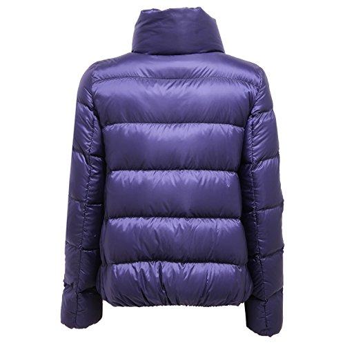 Violet Jacket Woman Moncler Bourdon 9351u Donna Piumino HqT1I