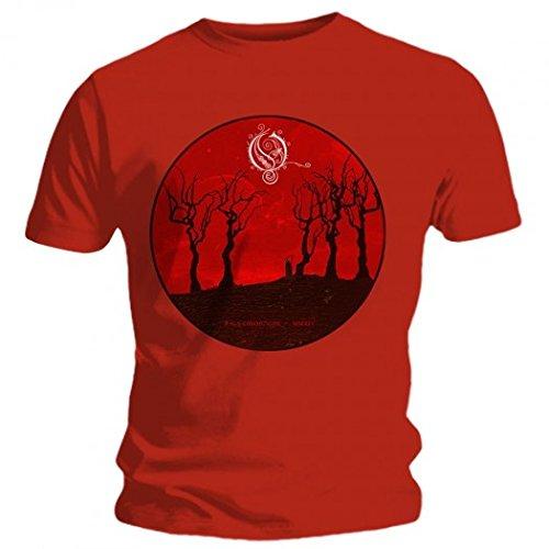 Opeth - T-Shirt - Reaper multicolore L