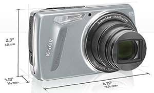 "Bundle: Kodak M580 Digital Camera +4GB +Case (Easyshare M580 Purple 14MP 8x Optical Zoom 3"" LCD)"