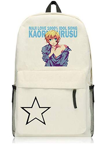 Anime Uta Rucksack No Prince Sama Maji Love Prints Rucksack Daypack Laptop Tasche Schulranzen (Otoya Ittoki Kostüm)
