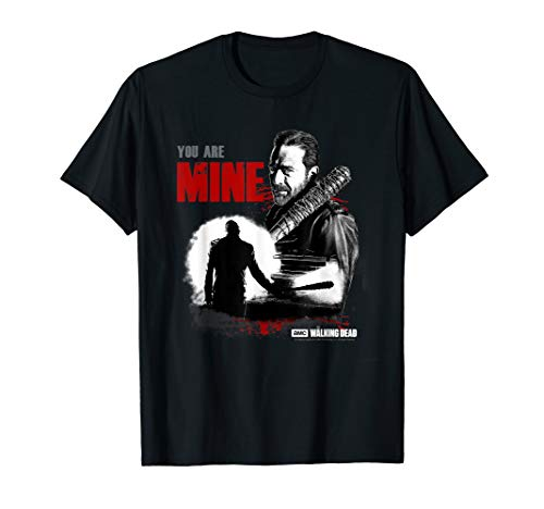 The Walking Dead Negan You Are Mine T-Shirt