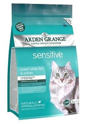 Arden Grange Adult Cat Sensitive Dry Cat Food