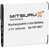 Mitsuru 3,7 V, 2 W, batteria originale per fotocamera Sony Cybershot DSC-TX100 fotocamera/DSC-TX100 V