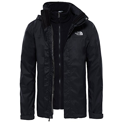 THE NORTH FACE Herren Evolve Ii Tri Jacket Doppeljacke