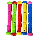 5pcs Multicolor Tauchen Stock-Spielzeug Unterwasser-Schwimmen Tauchen Pool Toy Under Water Games...