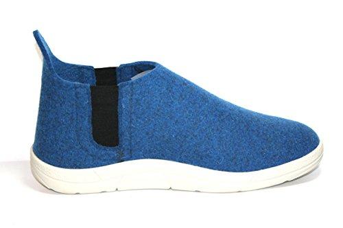 Berkemann - Alina, Pantofole Donna Blau (royalblau 312)
