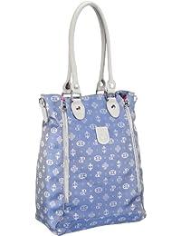 Poodlebags  Club - Attrazione - Milano - blue, shoppers femme