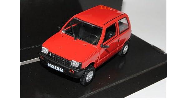 Unbekannt Lada 1111 VAZ 3 T/ürer Rot 1//43 Nash Avtoprom Modell Auto mit individiuellem Wunschkennzeichen