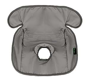 child car seat saver waterproof liner by lebogner 100 leak free pad for baby stroller piddle. Black Bedroom Furniture Sets. Home Design Ideas