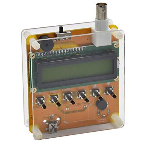Yaoaoden MR100 Digital Shortwave LCD Display Screen Antenna Analyzer Meter Tester 1-60M for Ham Radio Q9 M for Radio Meter Ham Radio